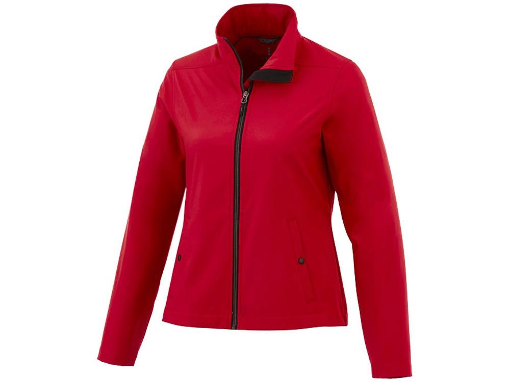 Куртка Karmine женская, красный