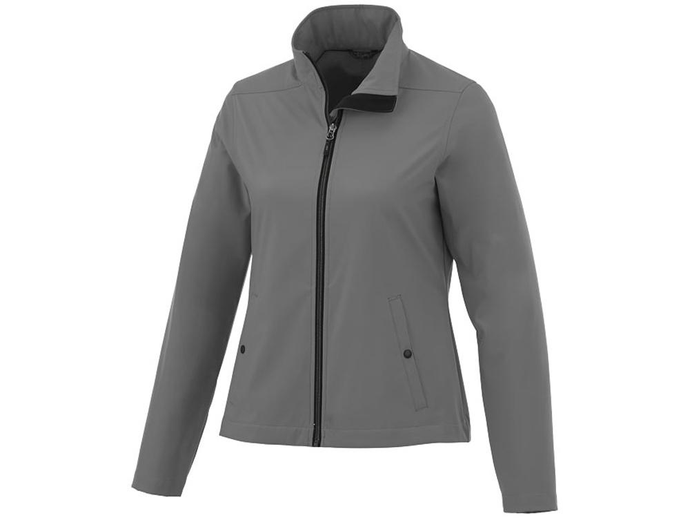 Куртка Karmine женская, стальной серый