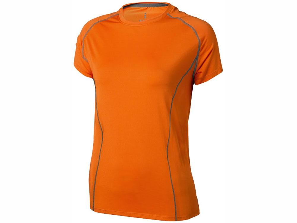 Футболка Kingston женская, оранжевый