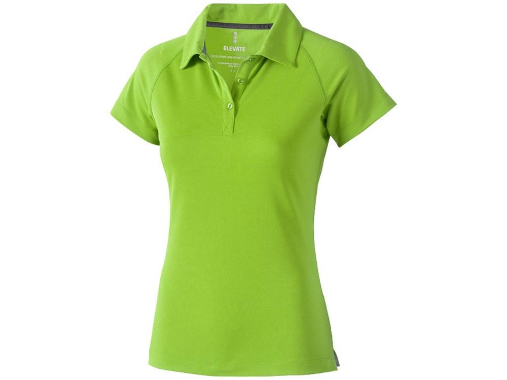 Рубашка поло Ottawa женская, зеленое яблоко