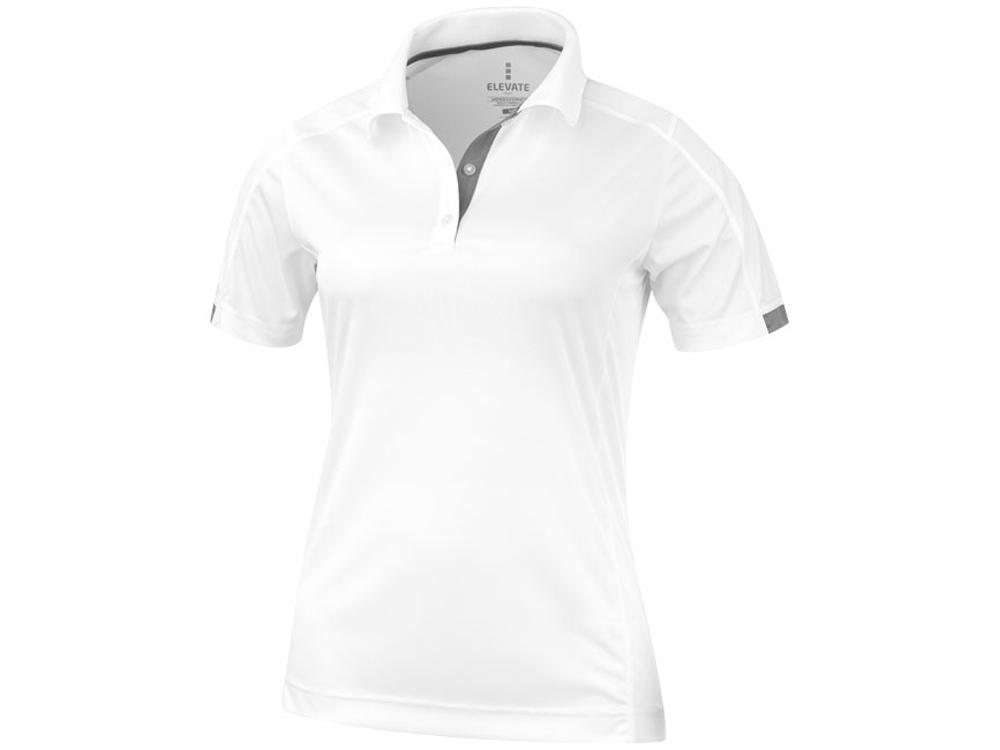 Рубашка поло Kiso женская, белый