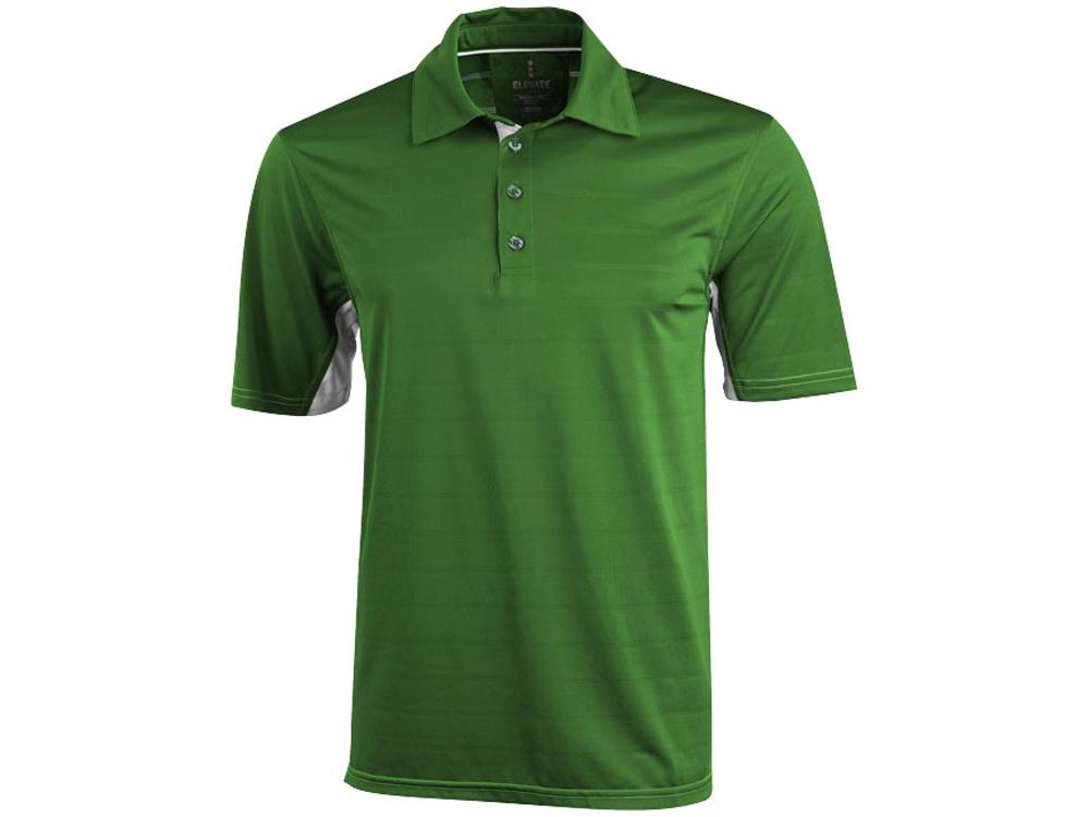Рубашка поло Prescott мужская, зеленый