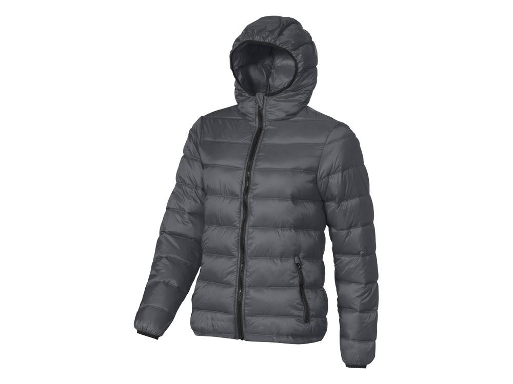 Куртка Norquay женская, стальной серый