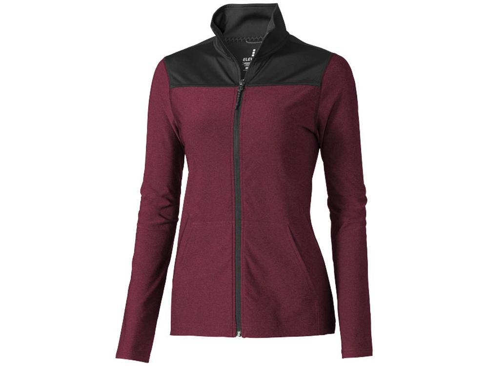 Куртка Perren Knit женская, красный
