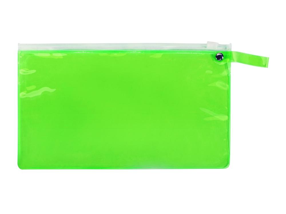 Пенал Веста, зеленый