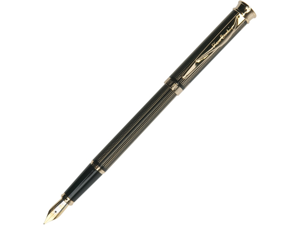 Ручка перьевая TRESOR с колпачком. Pierre Cardin