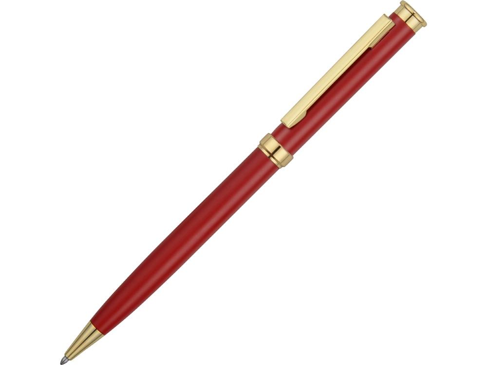 Ручка шариковая Голд Сойер, красный