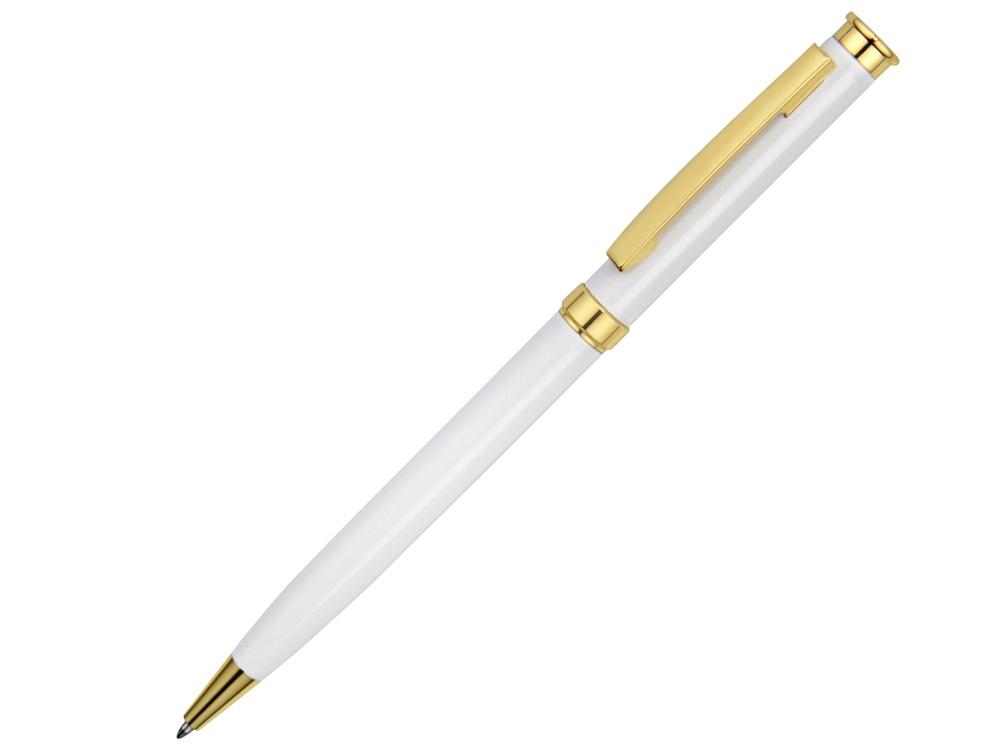 Ручка шариковая Голд Сойер, белый