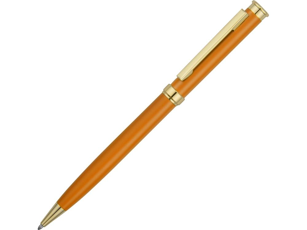 Ручка шариковая Голд Сойер, оранжевый
