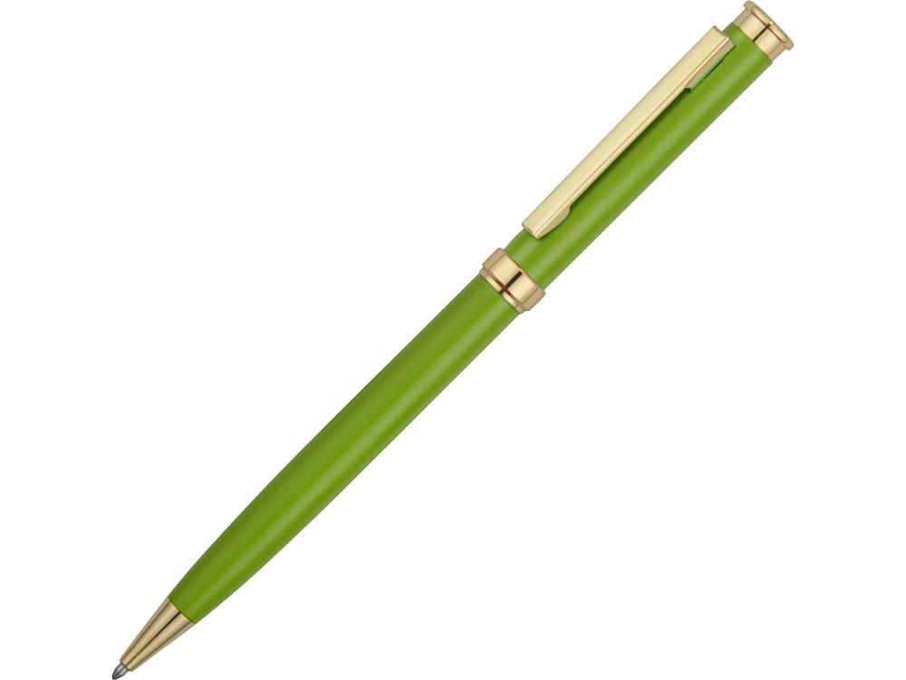 Ручка шариковая Голд Сойер, зеленое яблоко
