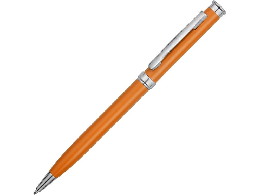 Ручка шариковая Сильвер Сойер, оранжевый