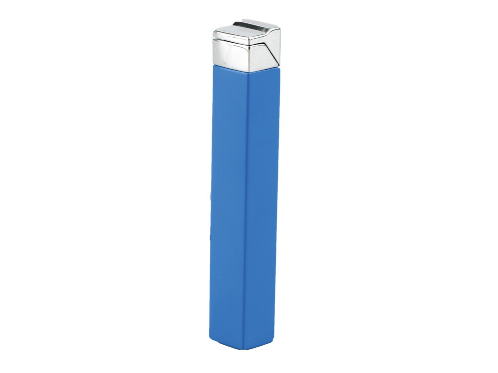 Зажигалка, синий