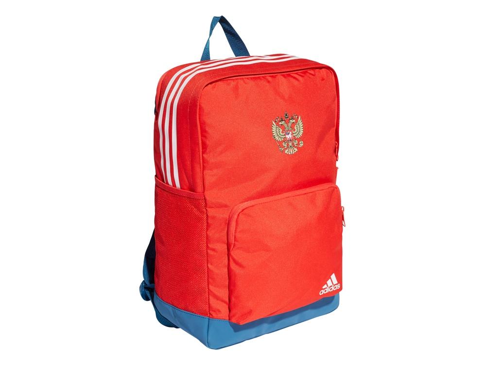 Рюкзак РОССИЯ. adidas, красный/синий