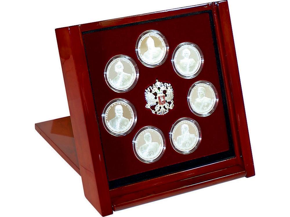 Набор медалей «Великие полководцы России»