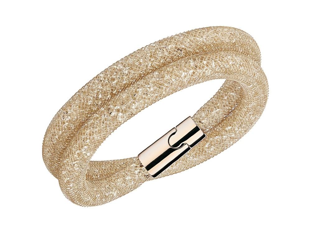 Браслет Stardust Deluxe, M. Swarovski, розовое золото