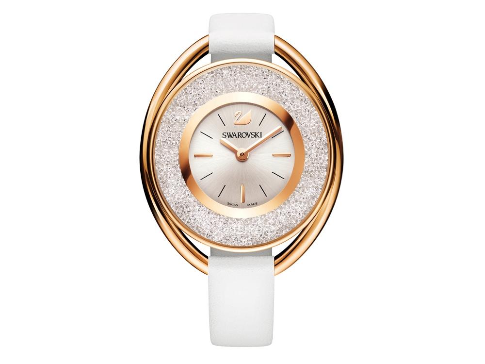 Часы наручные Crystalline Oval. Swarovski