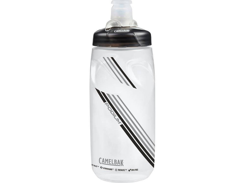 Бутылка CamelBak Podium 0,62л, прозрачный