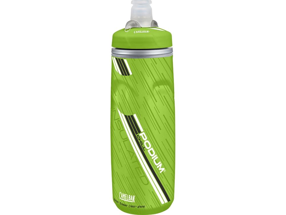 Бутылка CamelBak Podium ChilL 0,62л, зеленое яблоко