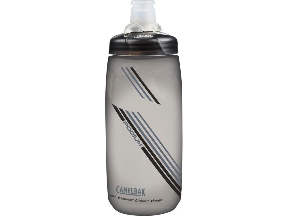 Бутылка CamelBak Podium 0,62л, прозрачный серый
