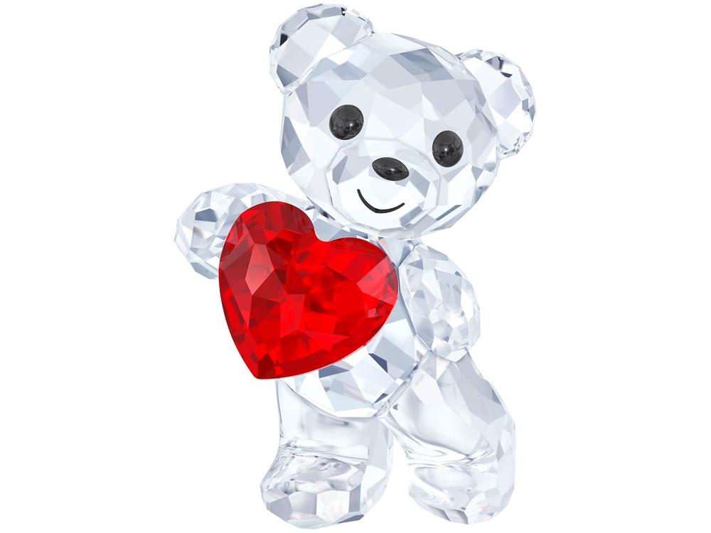 Медведь Kris «Сердце для Вас». Swarovski