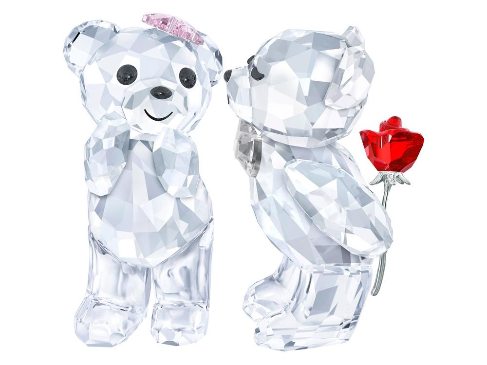 Медведь Kris «Чудесный сюрприз». Swarovski