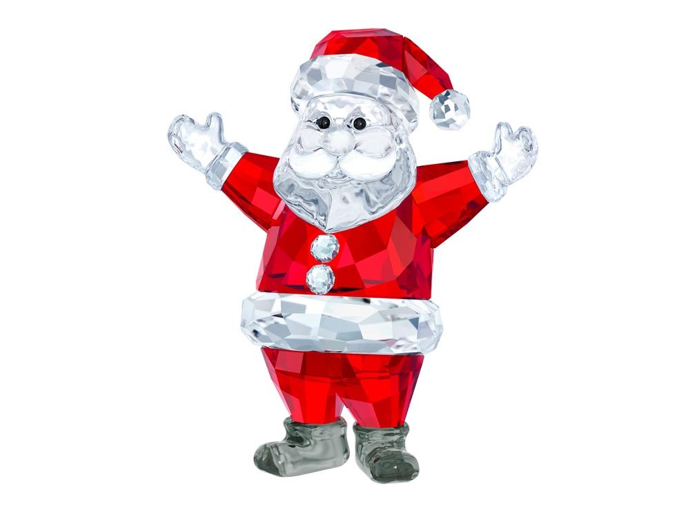 Санта Клаус. Swarovski