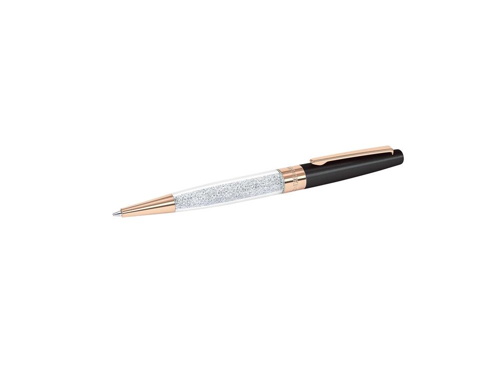 Ручка шариковая Crystalline Stardust. Swarovski, черный