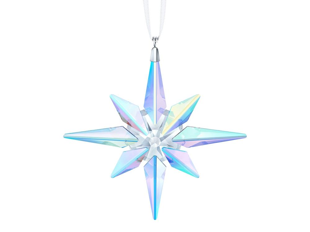 Новогоднее украшение «Звезда». Swarovski