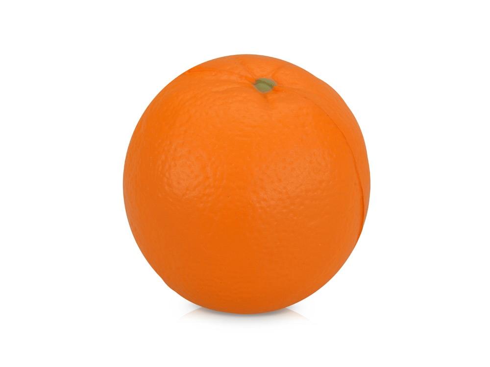 Антистресс «Апельсин», оранжевый