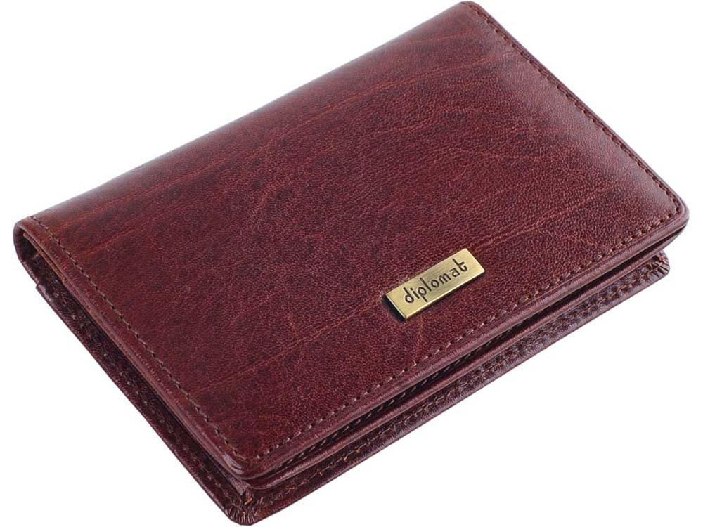 Футляр для кредитных карт и визиток Diplomat