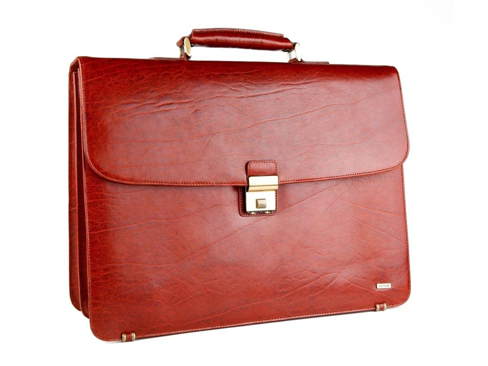 Портфель Diplomat, коричневый