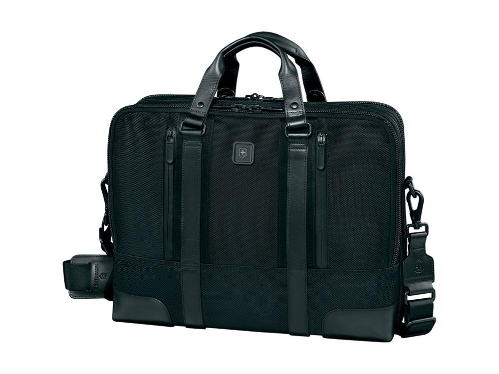 Портфель VICTORINOX Lexicon Professional LaSalle 11 л., с отделением для ноутбука 15,6''