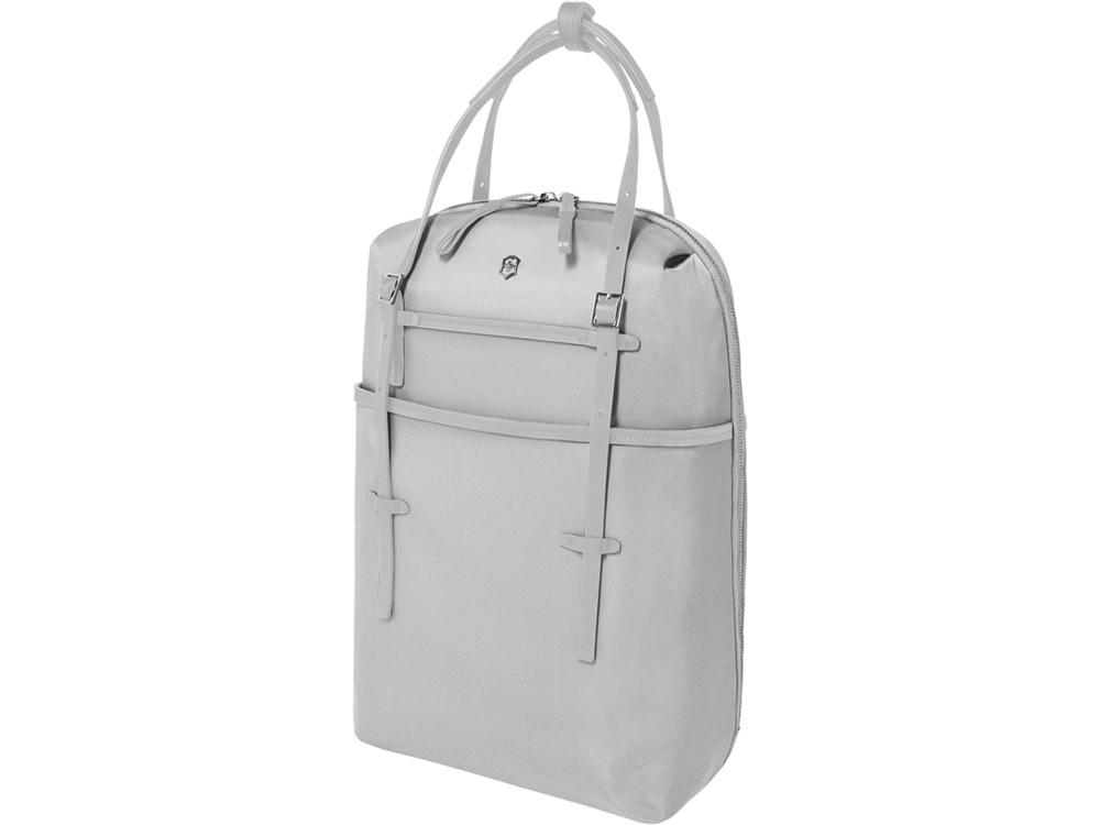 Сумка-рюкзак Victoria Harmony, 14 л, серебристый