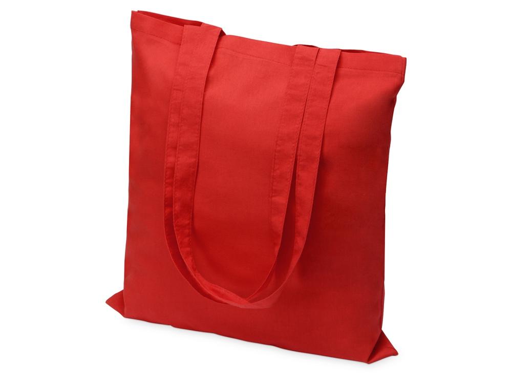 Сумка из хлопка Carryme 105, красный