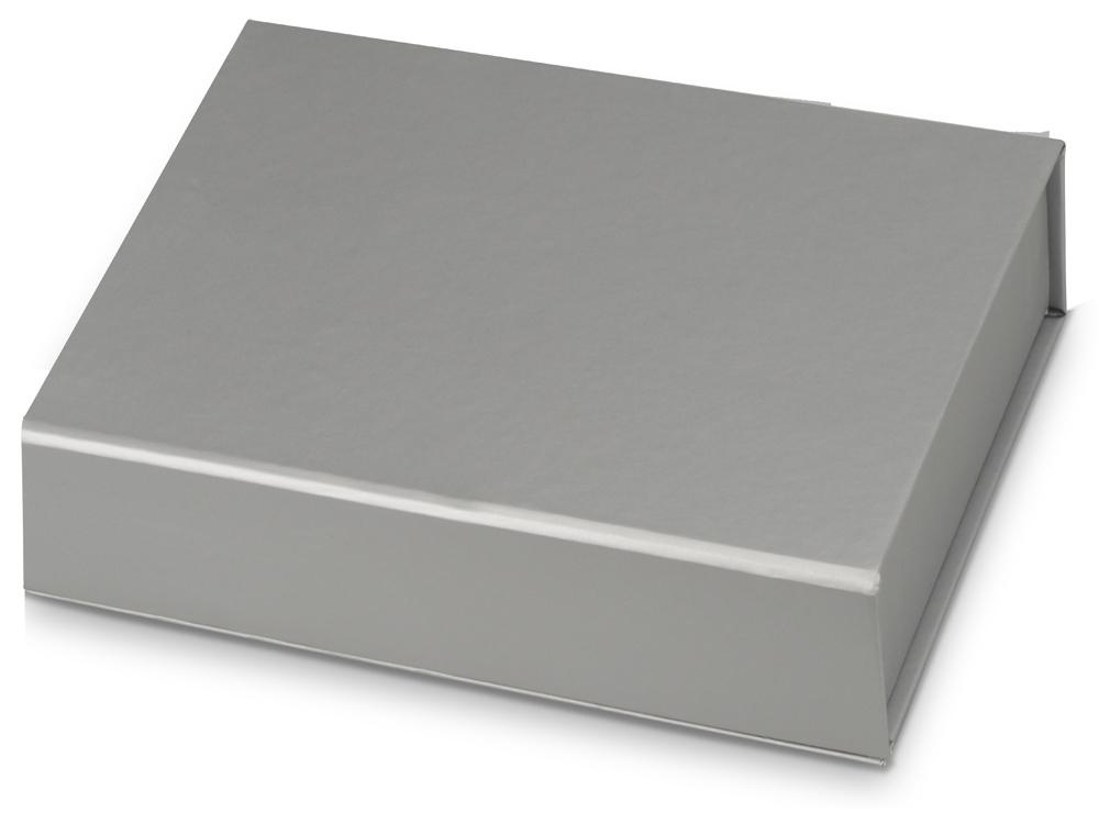 Подарочная коробка Giftbox малая, серебристый