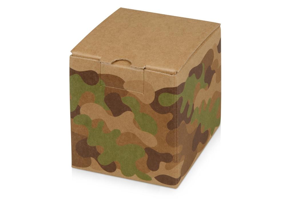 Коробка Camo, бурый
