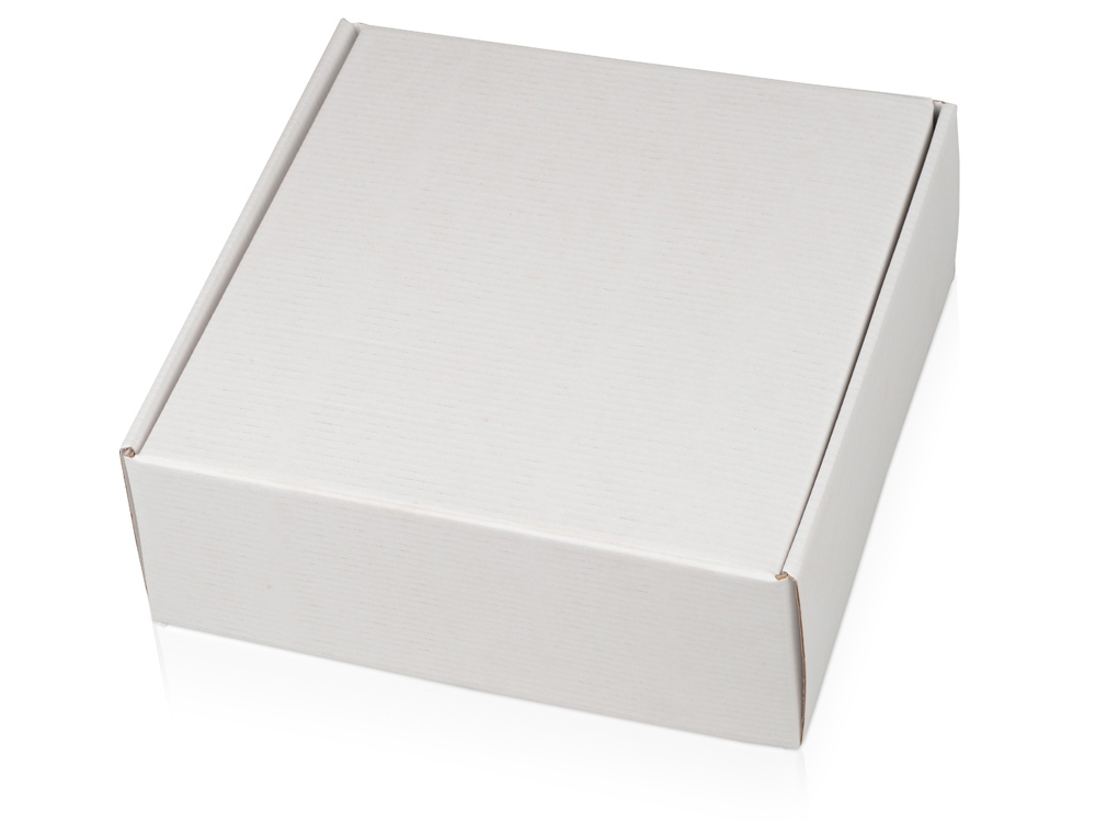 Коробка подарочная Zand L, белый