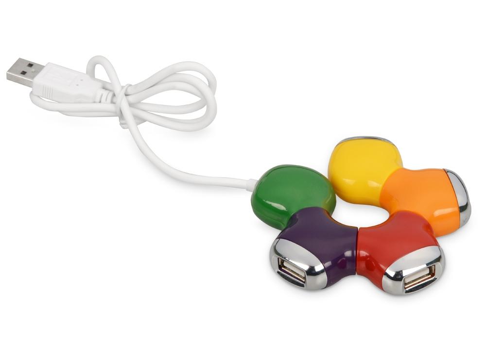 USB Hub на 4 порта «Трансформер»