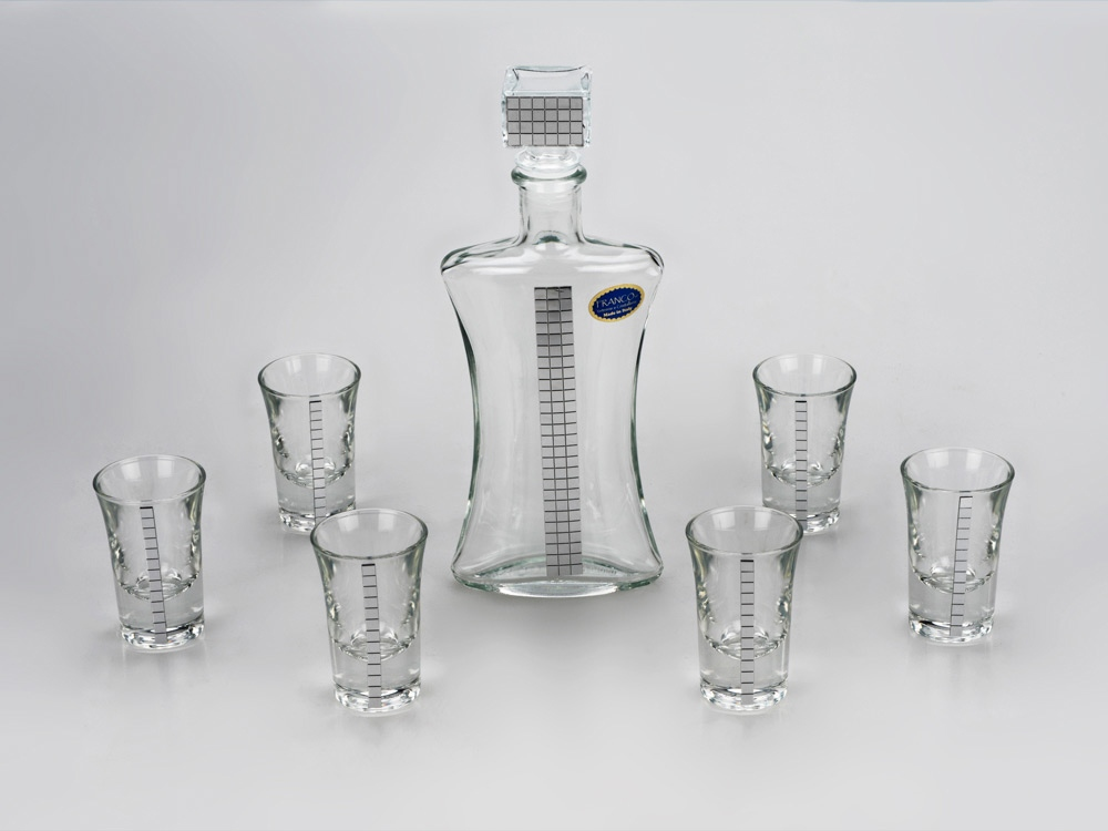 Набор для водки «Матрица»