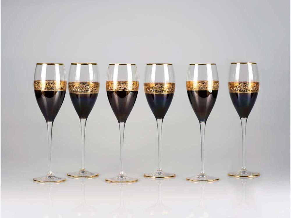 Набор бокалов для шампанского «Несомненный успех»