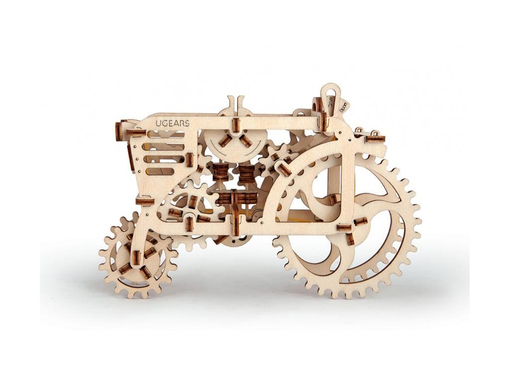 3D-ПАЗЛ UGEARS «Трактор»