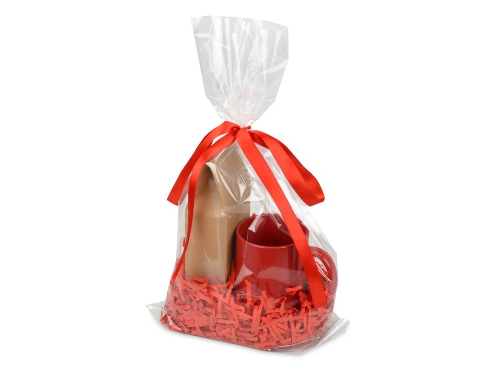 Подарочныйнабор«Kvelly» с чаем,красный