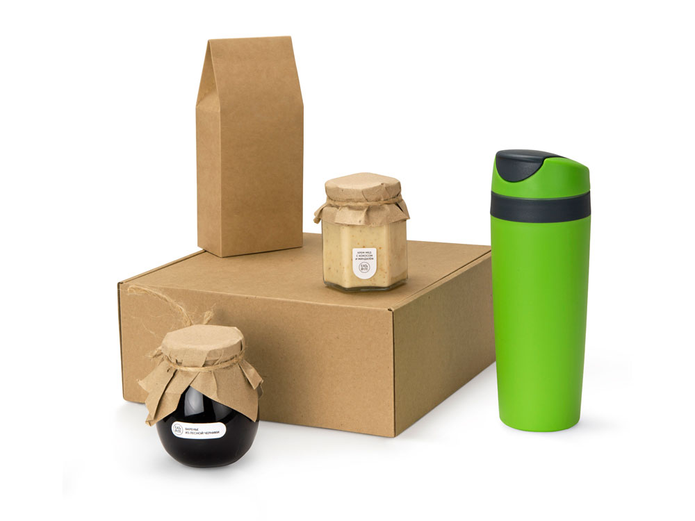 Подарочный набор Tea Cup Superior Honey, зеленый