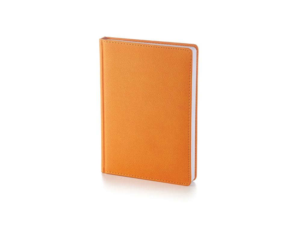 Ежедневник А5+ недатированный «Leader», оранжевый