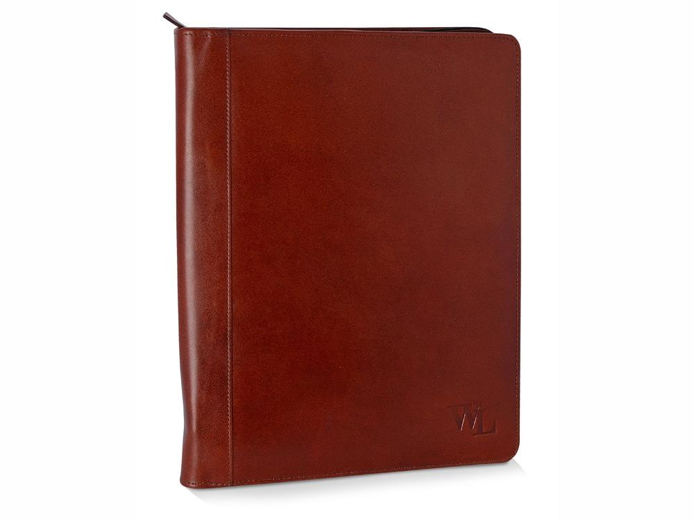 Папка руководителя William Lloyd, коричневый