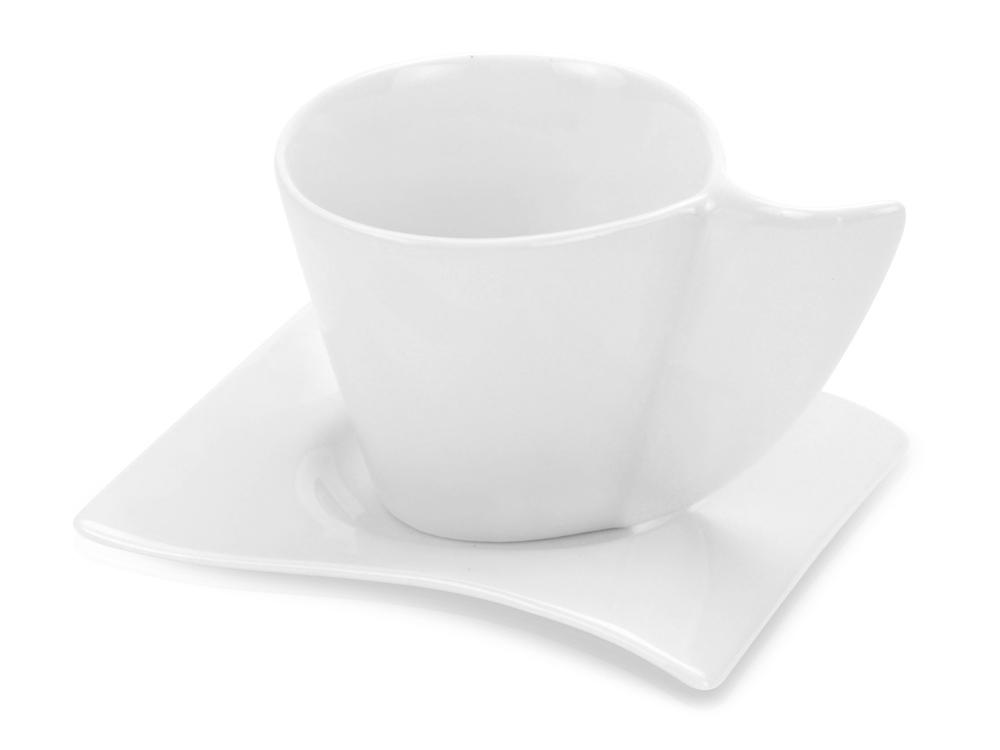 Чайная пара: чашка на 190 мл с блюдцем