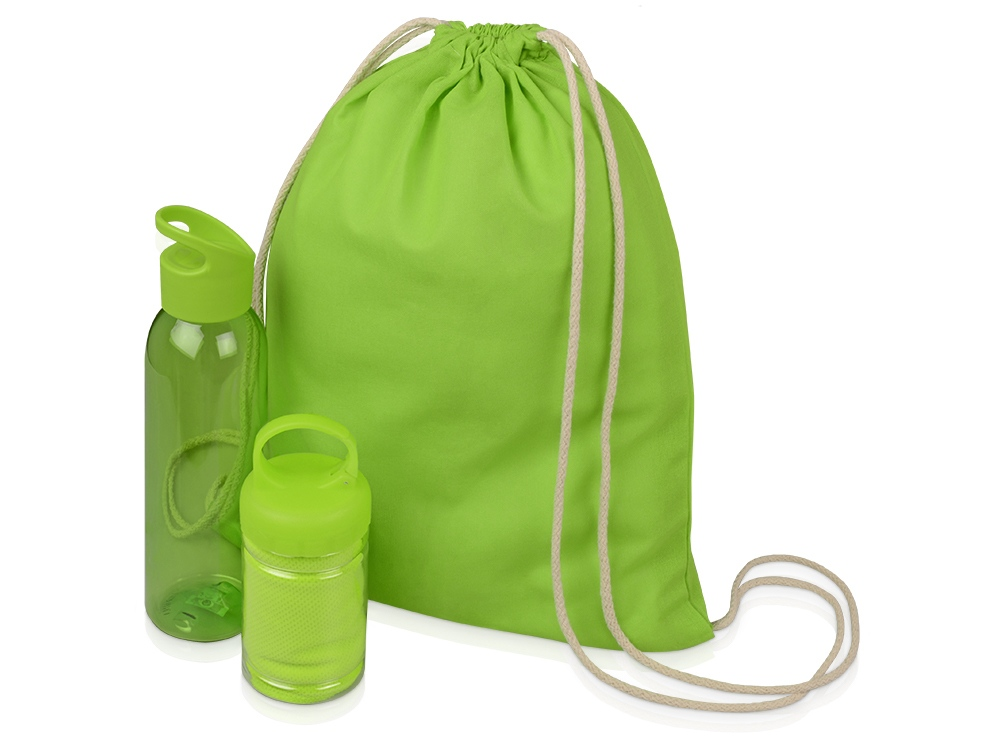 Подарочный набор «Klap», зеленый