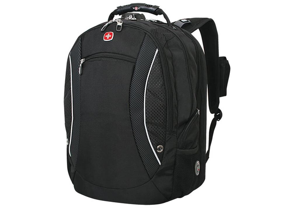 Рюкзак ScanSmart 40л с отделением для ноутбука 15. Wenger, черный