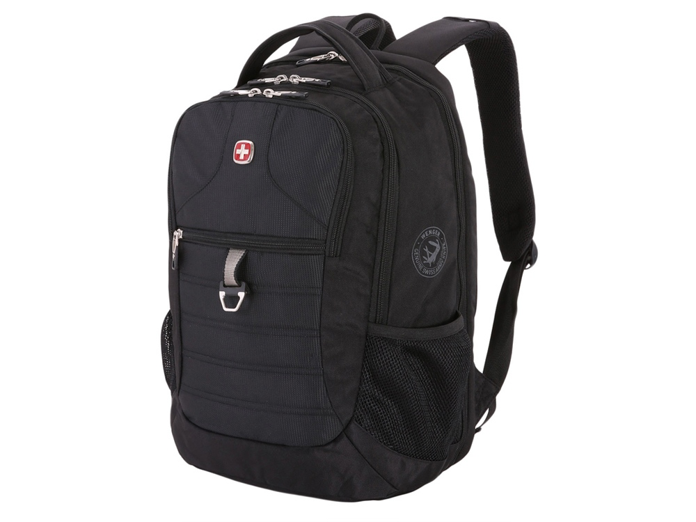Рюкзак ScanSmart 29л с отделением для ноутбука 15. Wenger, черный