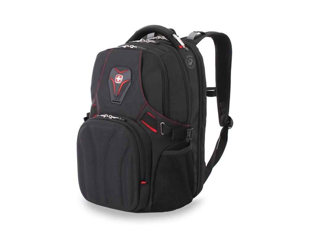 Рюкзак ScanSmart 35л с отделением для ноутбука 15''. Wenger, черный
